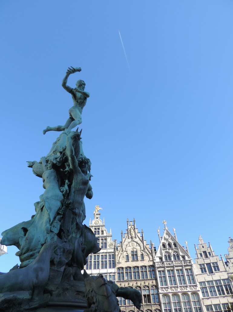 Why Antwerp should be on your bucket list