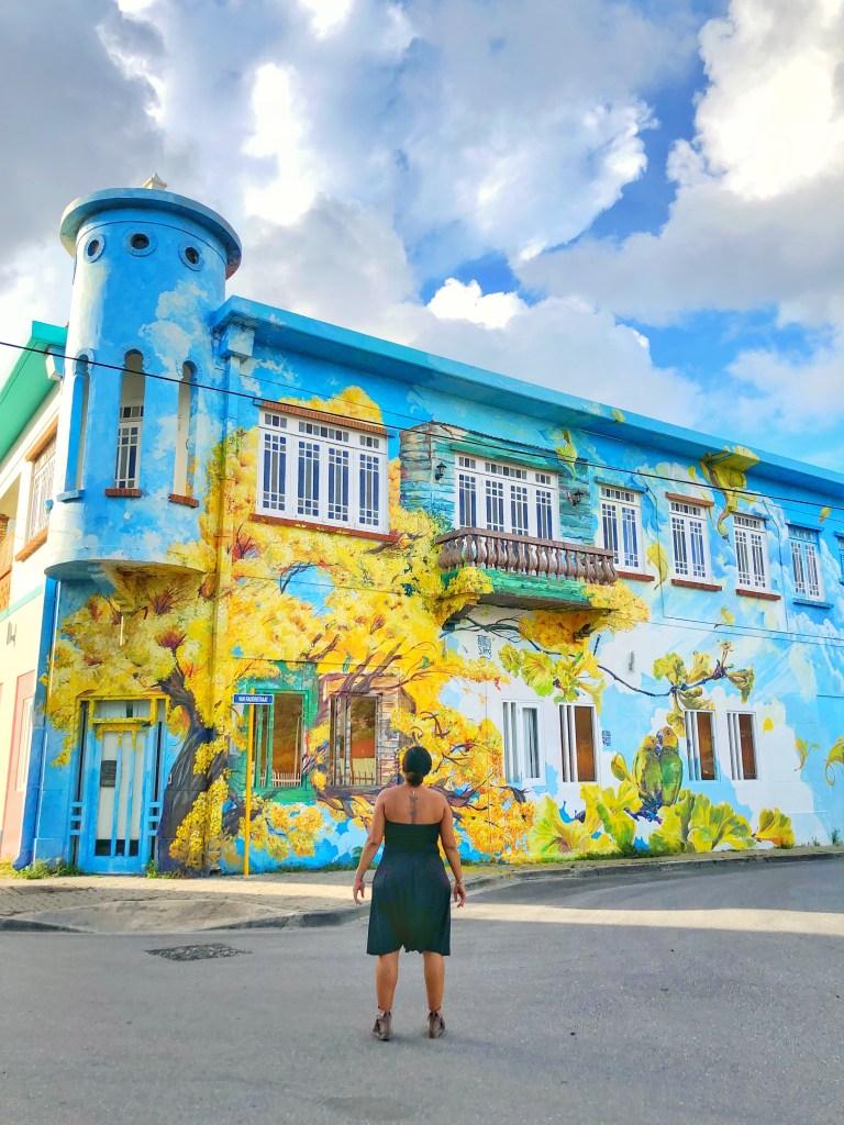 Chasing Murals: Curaçao