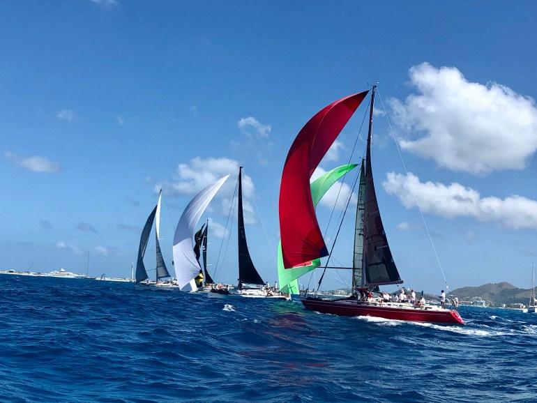 How to enjoy the St. Maarten Heineken Regatta as a non sailor