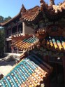 Gorgeous roof tiles at the Summer Palace. I just can't get enough.
