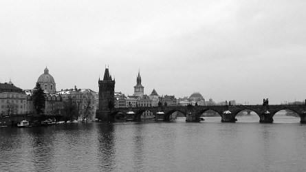 14th Century Charles Bridge