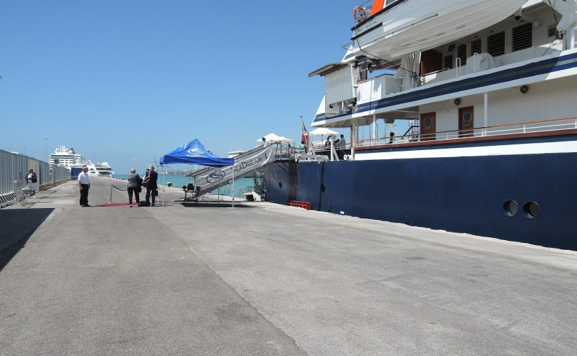 Our third SeaDream cruise…