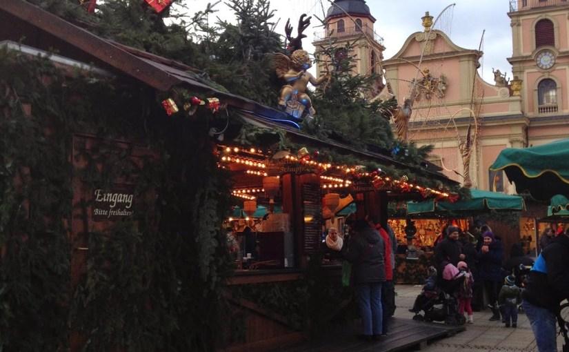 Ludwigsburg… beer run and Christmas market!