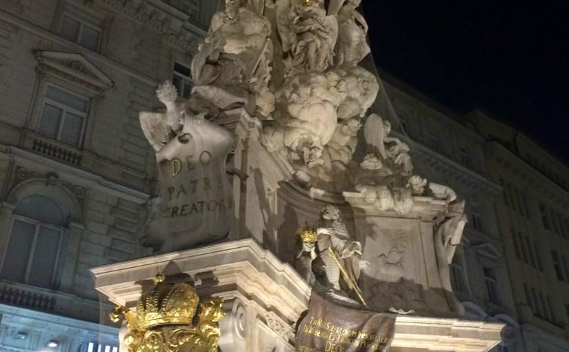 Vienna, Austria Part 4… Friendship investment