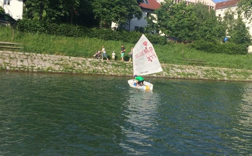 Ljubljana on Saturday… Hare Krishnas, male bonding, wine, craft beers, and boat rides…