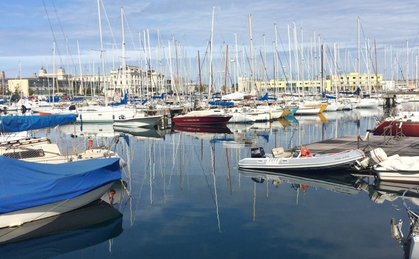 Trieste and joyriding in Croatia!