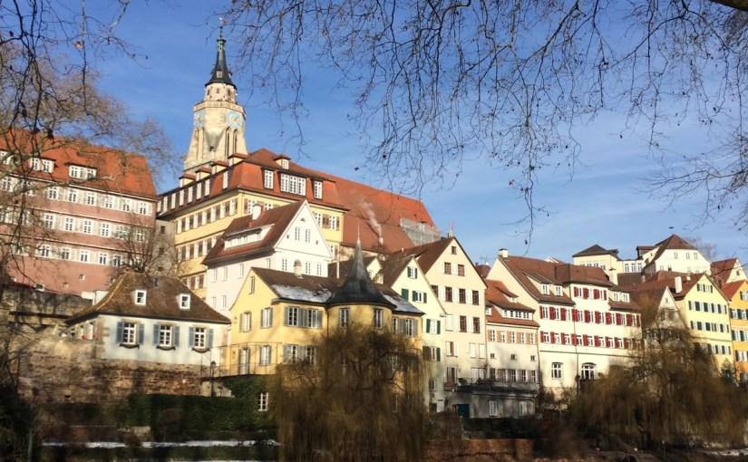 One terrific afternoon in Tübingen