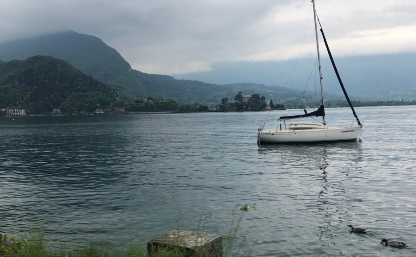 Fancy in Annecy… but first, a little Swiss piss… part two
