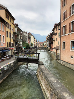 Ten things I learned in Annecy, France…