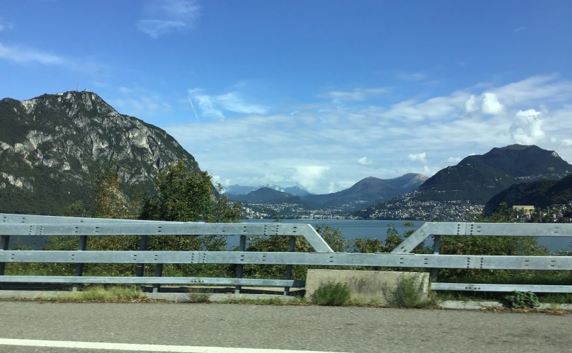 Labor Day weekend in lovely Lesa, Italy on Lake Maggiore… Part four