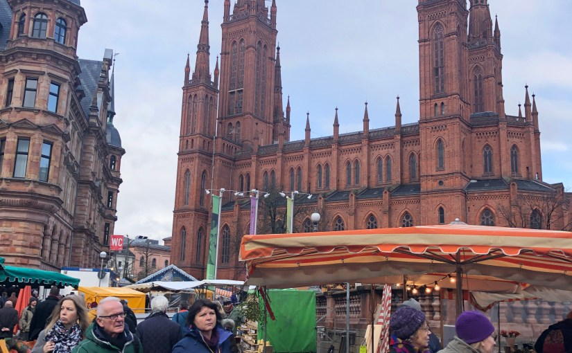Wiesbadener Weihnachtsmarkt 2019