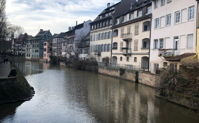 Strasbourg's annual wine extravaganza!  Part six