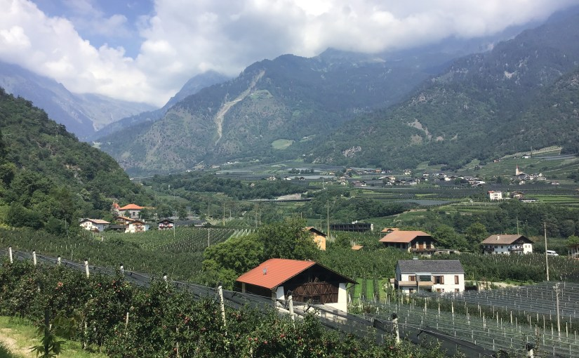 Ten things I learned in Sud Tyrol and beyond…