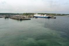 ferry-leaving
