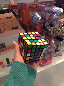 The biggest and baddest Rubix Cube - Malmo, Sweden
