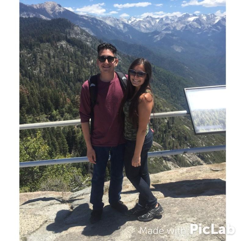 Exploring Sequoia National Park