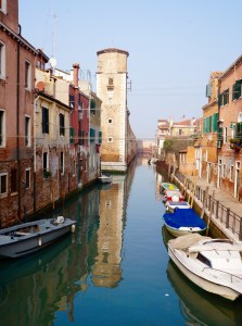 Everywhere you turn there is a beautiful canal waiting to be explored - Venice, Italy