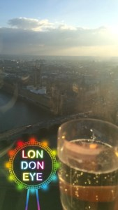 With free wi-fi and a cute little geotag, what more could you want from the experience? - London, England