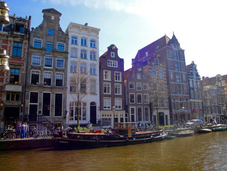 Amsterdam Canals - The Traveling Storygirl