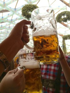 Prost! - Munich, Germany