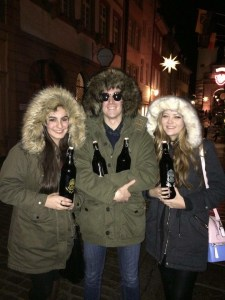We love Vetters so much, no matter how cold outside it is! - Heidelberg, Germany