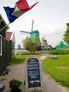 Zaanse Schans - Netherlands