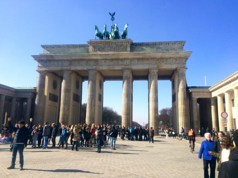 The Brandenburg Gate is one of Berlin's Best Attractions and most iconic landmarks