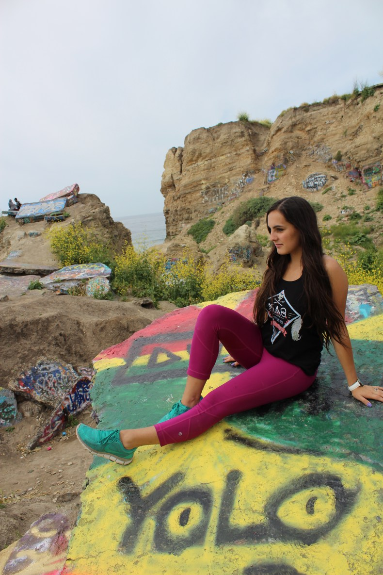 Exploring L.A.'s Sunken City