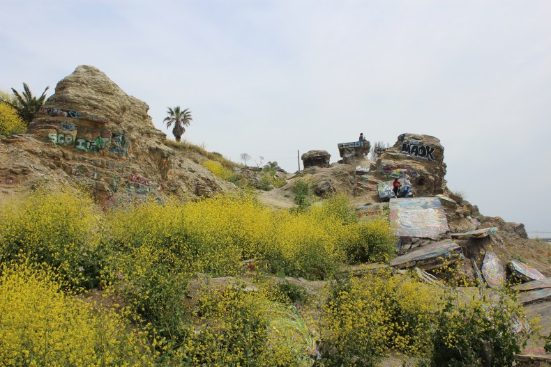 Exploring L.A.'s Sunken City - The Traveling Storygirl