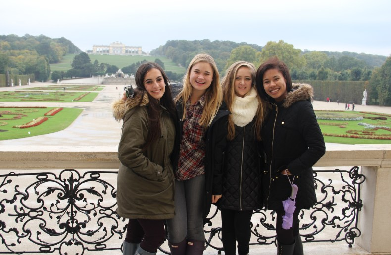 If it weren't for studying abroad, I never would have met these amazing women who I call my friends