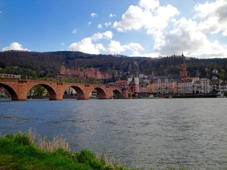 Heidelberg, German Medieval Town