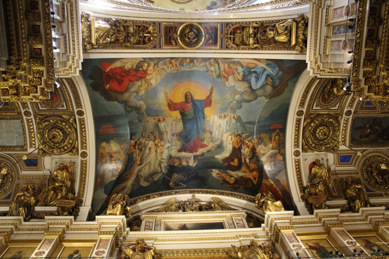 St. Isaac's Cathedral Russia