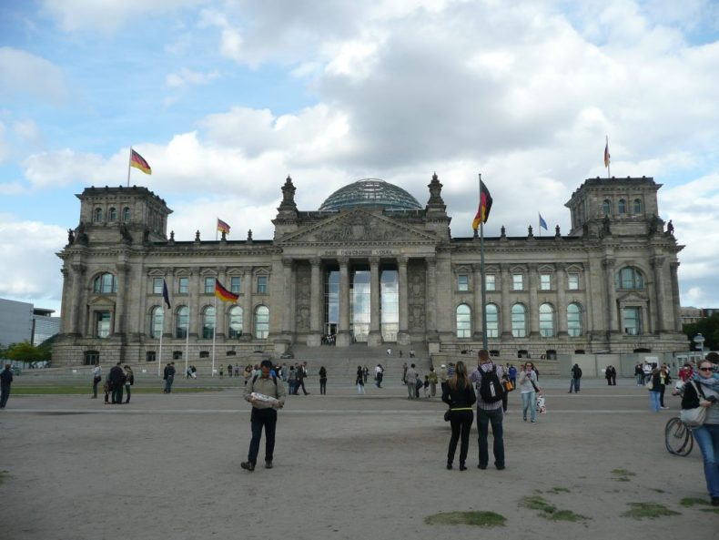 The Reichstag, Berlin - The Traveling Storygirl