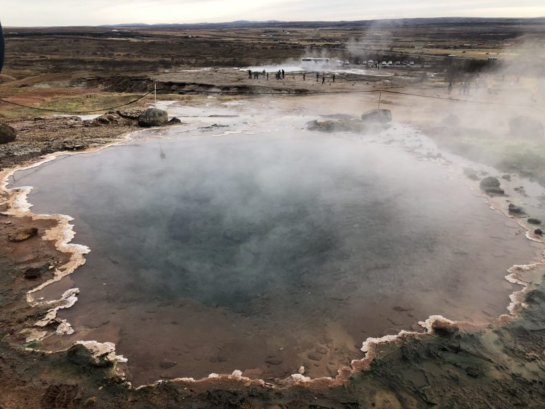 Geyser Iceland Golden Circle - The Traveling Storygirl