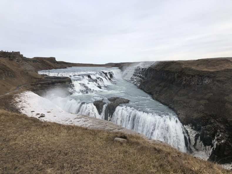 Gulfoss Golden Circle Itinerary - The Traveling Storygirl