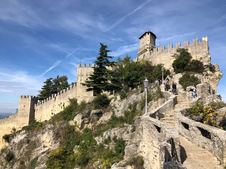 San Marino Day Trip - The Traveling Storygirl