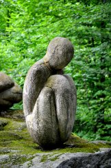 Curled Figures by Susan Low-Beer