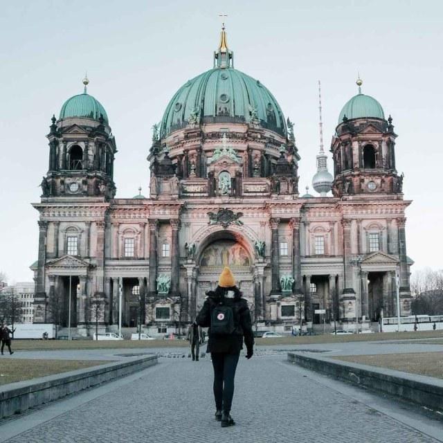 Berlin Cathedral-9 Instagram Spots in Berlin