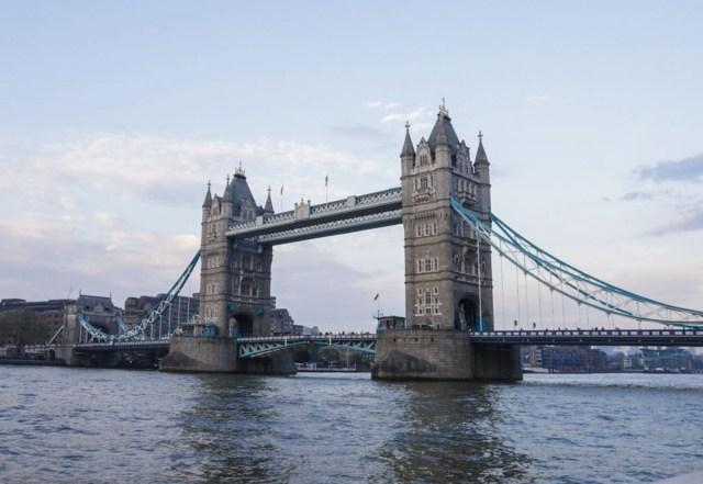 Tower Bridge in London - Scotland Wales London Itinerary BritRail Pass