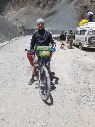 The Serbian cyclist - Dragan Sibalic! #respect