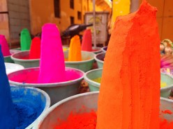 Colorful Pushkar!