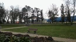 Park in Koluszki
