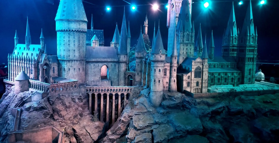 Hogwarts, Warner Brothers Studio Tour London
