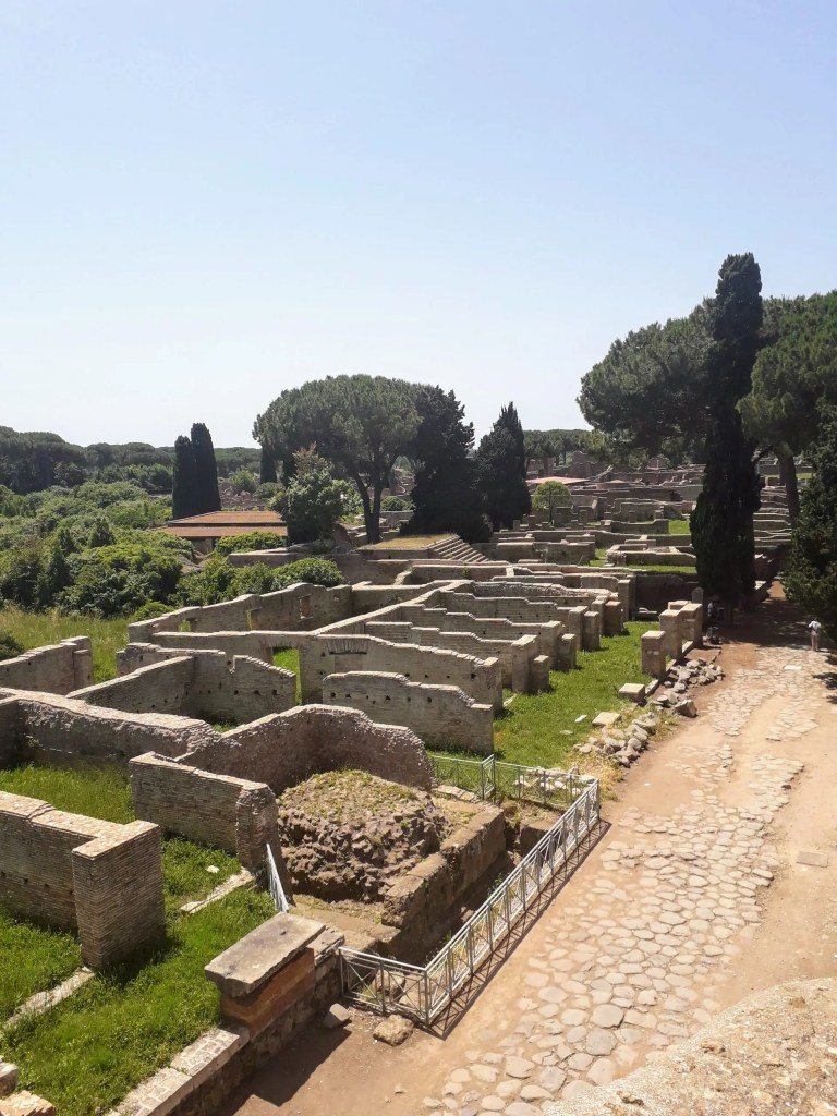 Ostia Antica View Point