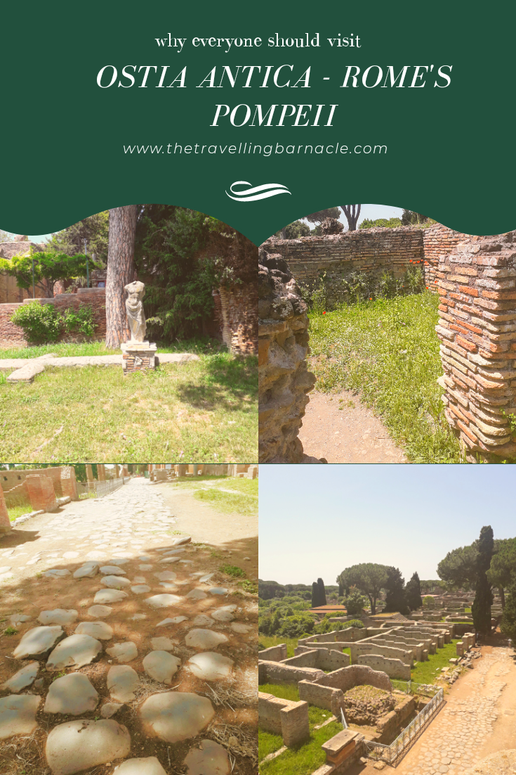 Why Everyone Should Visit Ostia Antica - Rome's Pompeii!