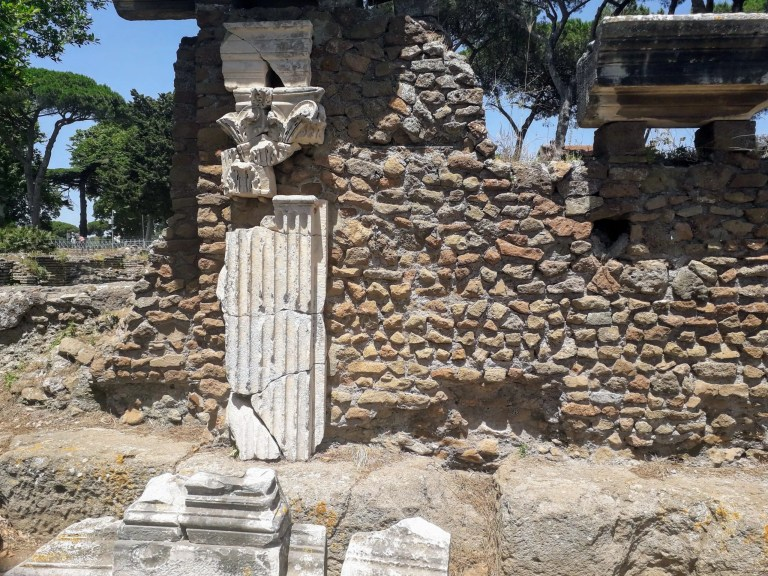 Ostia Antica Ruins, Day Trip From Rome