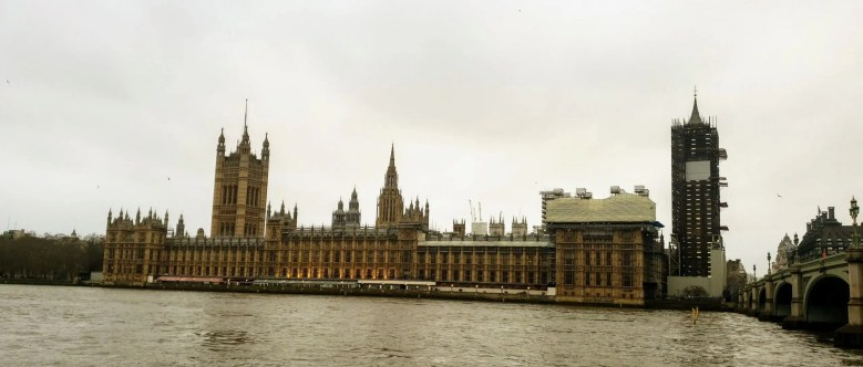 Big Ben Refurbishment, London