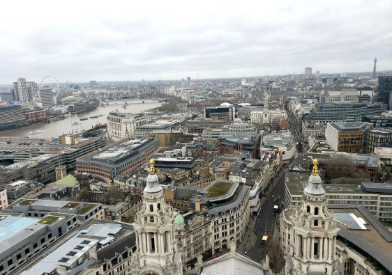 View from Saint Paul's, London