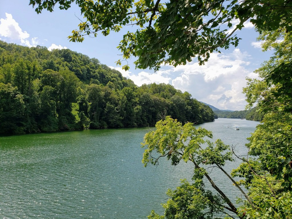 Fontana Lake, North Carolina
