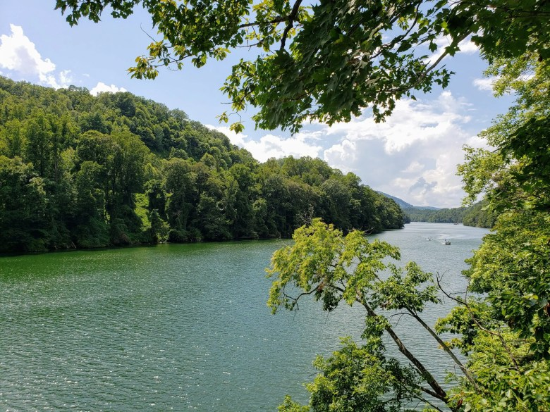 Fontana Lake, North Carolina